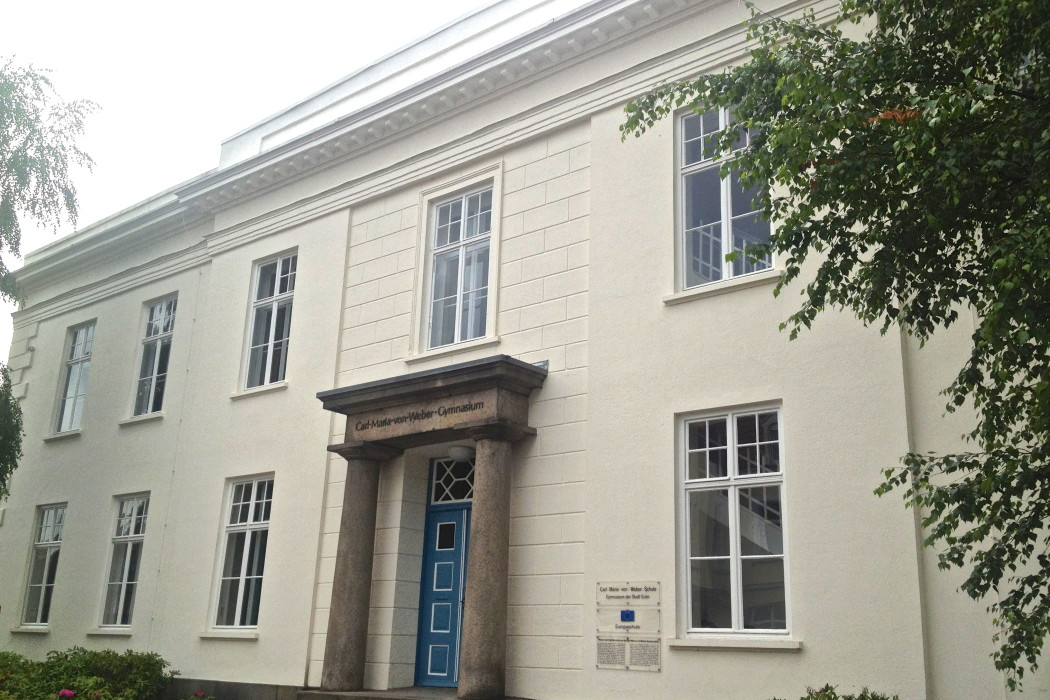 Carl Maria Von Weber Schule in Eutin, Germany