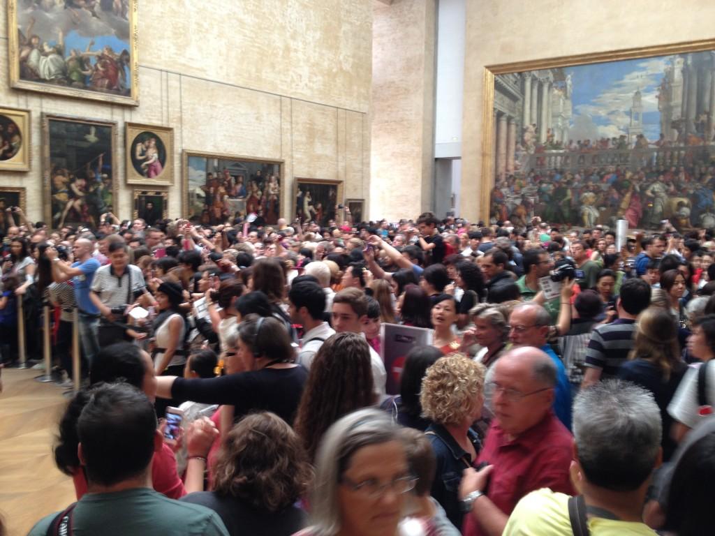 Mona Lisa Fans