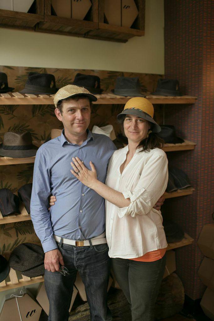 David and Sheri