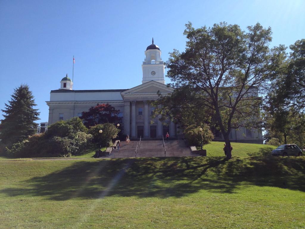 Acadia University 2014